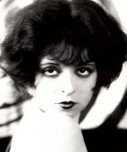 1920s sex symbol, Clara Bow
