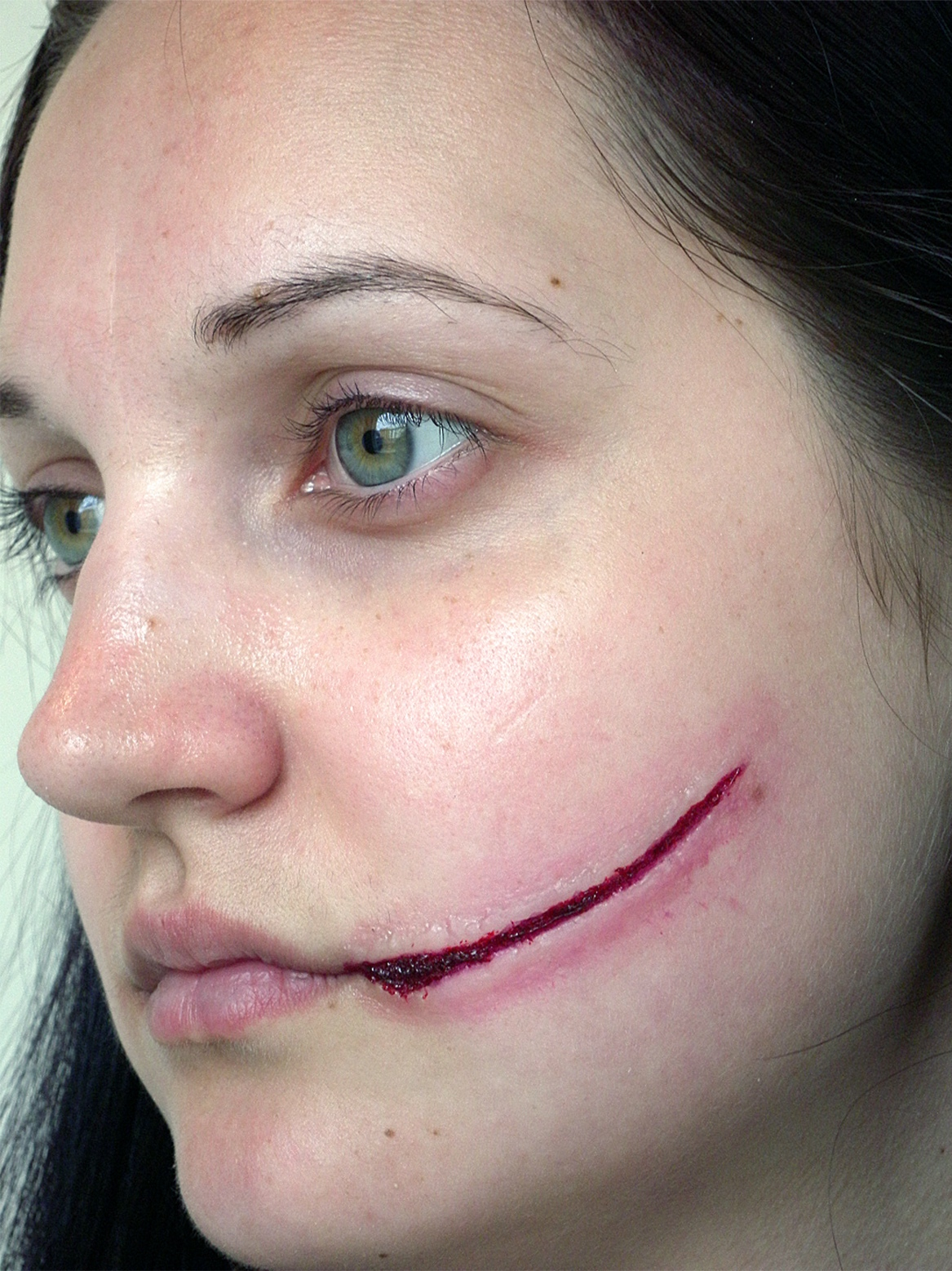 31 Days of Halloween Makeup – Day 8: Cuts And Various Skin ...