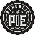 Republic of Pie logo