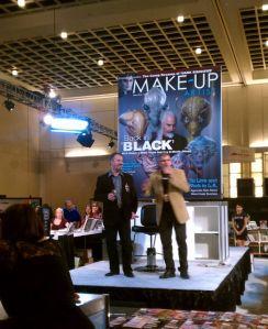 Celebrating 100 issues of Make-up Artist Magazine