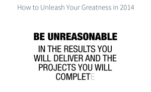 www.robinsharma.com how-to-unleash-your-greatness-in-2014