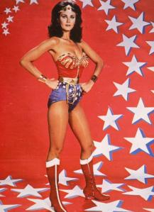 I love the Lynda Carter as Wonder Woman.